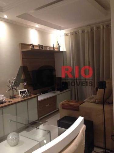 Apartamento-à Venda-praça Seca-rio De Janeiro - Vvap20453