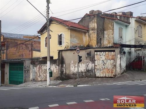 Imagem 1 de 3 de Sobrado Jardim Belém São Paulo/sp - 12158