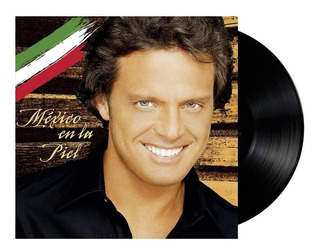 Mexico En La Piel - Luis Miguel - Lp Vinyl