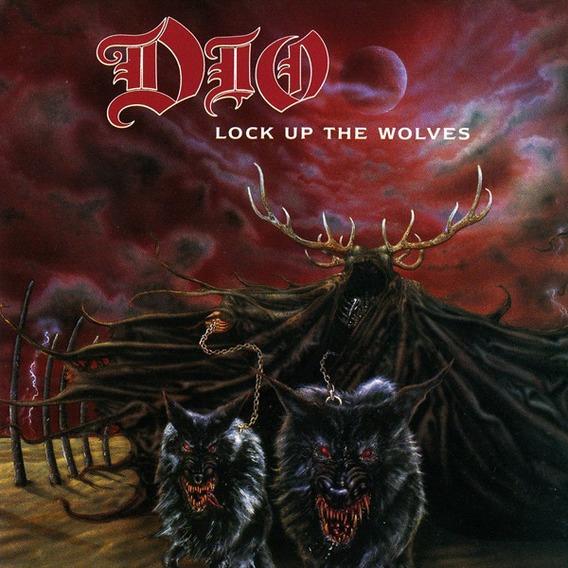 Dio Lock Up The Wolves Cd Nuevo Importado En Stock