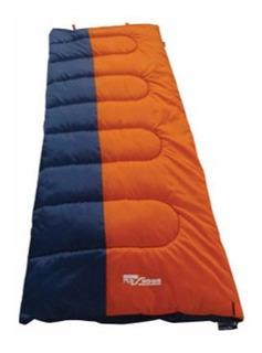 Bolsa De Dormir Broksol Nogal 180x75cm Fibra Siliconada 0°c
