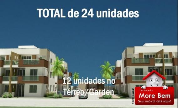 Apartamento 1 Suíte - Palmeiras - Cabo Frio - Lançamento!! - Ap1-041
