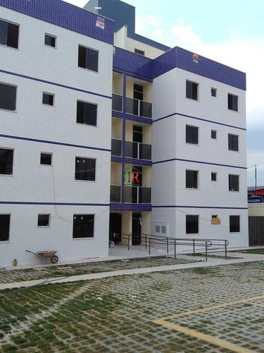 Apartamento 2 Quartos No Bairro Nacional - Rrs1312