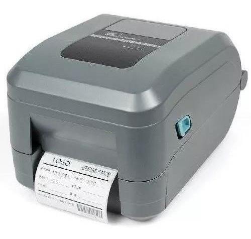 Impressora De Etiqueta Zebra Com Placa Rede Gt800 *oferta*