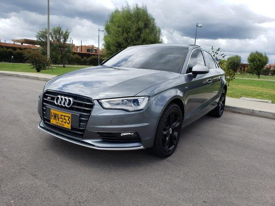 Audi A3 Sedan Version Mas Full