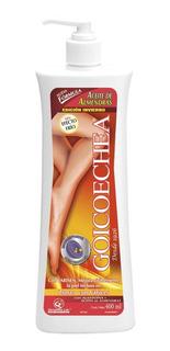 Crema Goicoechea Edicion Invierno Aceite De Almendras X400ml
