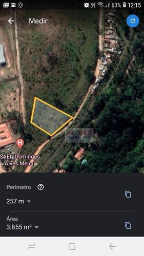 Terreno À Venda, 5000 M² Por R$ 350.000,11 - Chácara Capão Bonito - Botucatu/sp - Te0132