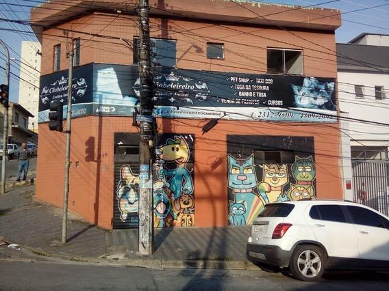 Sala Em Vila Bocaina, Mauá/sp De 110m² Para Locação R$ 1.800,00/mes - Sa545294