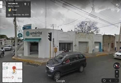 Bueno Bonito B Renta Local Cerca Los Cocos Mérida Centro