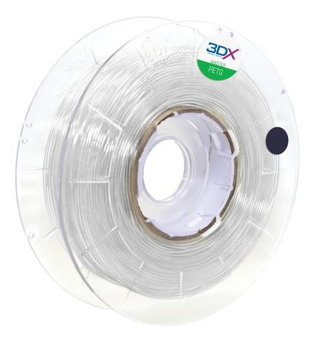 Filamento Petg 1,75 Mm | 500g | Natural