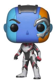 Funko Pop! Figura Marvel Avengers Nebula 456