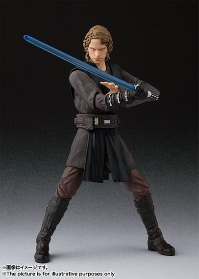 Star Wars - Anakin Skywalker Ep 3 S.h. Figuarts