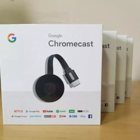 Google Chromecast 3ª Geração 2019 Original 1080p Promoção