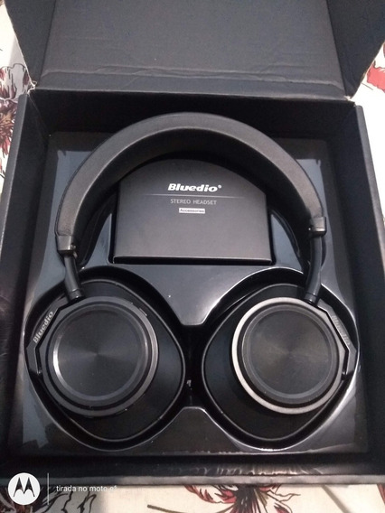 Headphone Bluedio T7