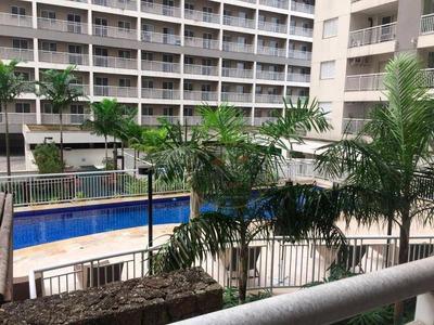 Apartamento Com 2 Dormitórios Para Alugar, 49 M² Por R$ 2.100/mês - Vila Matias - Santos/sp - Ap4221