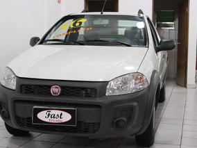 Fiat Strada 2016 **sem Entrada + 999,00 Mensais Fixas***