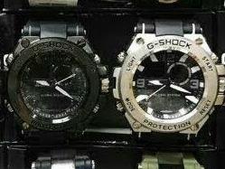 Relógio G-shock Caixa De Metal