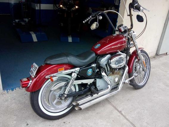 Harley-davidson Xl 883 Modelo Custon