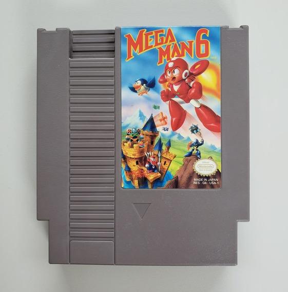 Mega Man 6 Original Nes