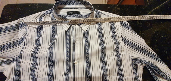 Camisa De Hombre Marca Valkymia Xxl/46