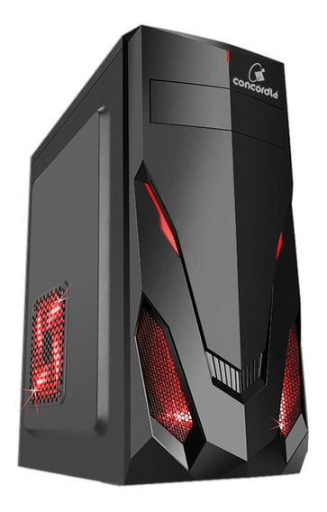 Pc Gamer One Concórdia I5 8gb Hd 1tb Placa De Vídeo 4gb Wifi