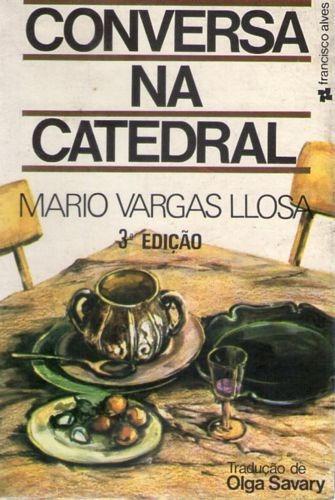 Conversa Na Catedral (francisco Alves) Llosa, Mario Varga