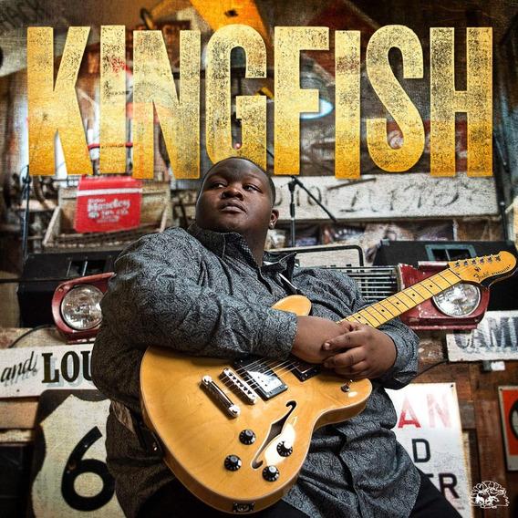 Christone Kingfish Ingram Vinilo Lp Importado Nuevo