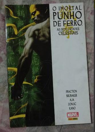 O Imortal Punho De Ferro - 02 Volumes