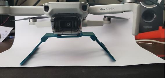 Trilho De Pouso Dji Mavic Mini - Impressão 3d