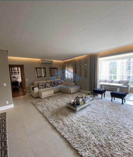 Apartamento Com 2 Dormitórios À Venda, 136 M² Por R$ 1.450.000,00 - Tamboré - Santana De Parnaíba/sp - Ap4463