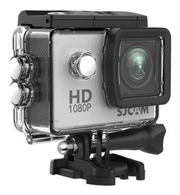 Sj4000 Sem Wi-fi+microfone Capacete+sd 16 Gb S/jurospatomoto