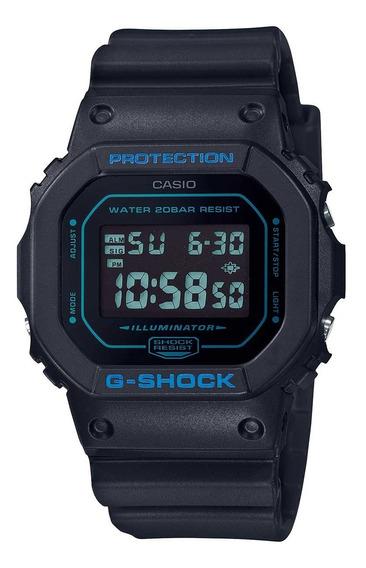 Relógio Casio G-shock Dw-5600bbm-1dr Special Color +garantia