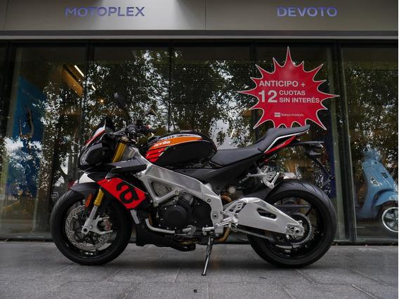 Aprilia Tuono V4 1100 Rr My 2017 Supernaked Motoplex Devoto