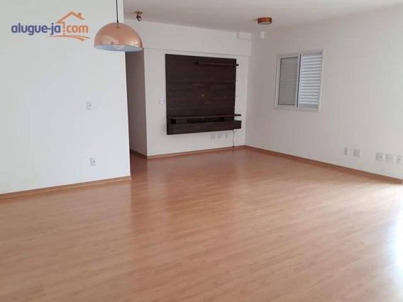 Apartamento Com 3 Dormitórios Para Alugar, 114 M² Por R$ 3.450/mês - Altos Do Esplanada - São José Dos Campos/sp - Ap8651