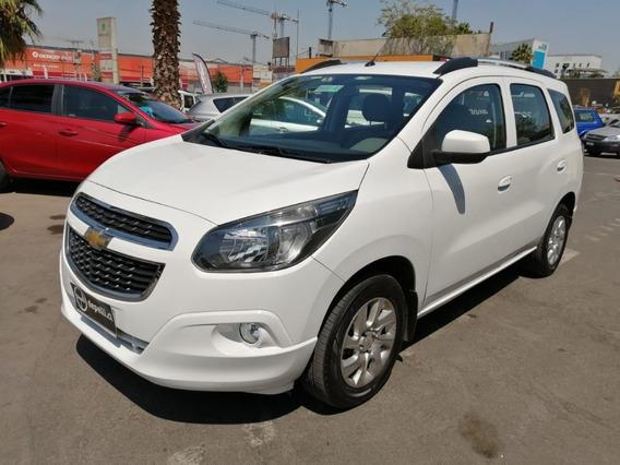 Chevrolet Spin 1.8 Aut Full 3 Corridas De Asientos