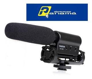 Micrófono De Vídeo Para Camaras Y Filmadors Takstar Sgc-598