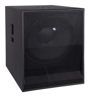 Proel S18a Subwoofer Activo 600 Watts Profesionales Audio+