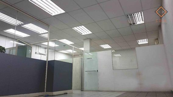 Sala Para Alugar, 120 M² Por R$ 4.400/mês - Barra Funda - São Paulo/sp - Sa0019