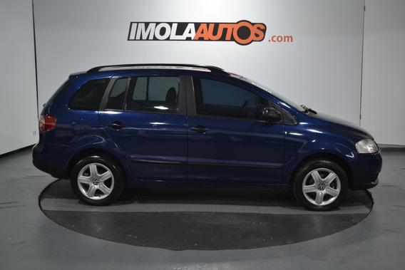 Volkswagen Suran Trendline 2007 M/t -imolaautos-
