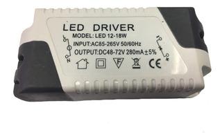 Transformador Balastro Driver Repuesto Panel Led 15w - 18w