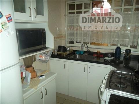 Casa Residencial À Venda, Jardim Paulistano, Americana - Ca0351. - Ca0351