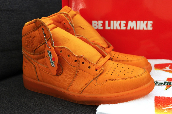 Nike Air Jordan 1 Retro High ¨orange¨ Gatorade 10mx / 12us
