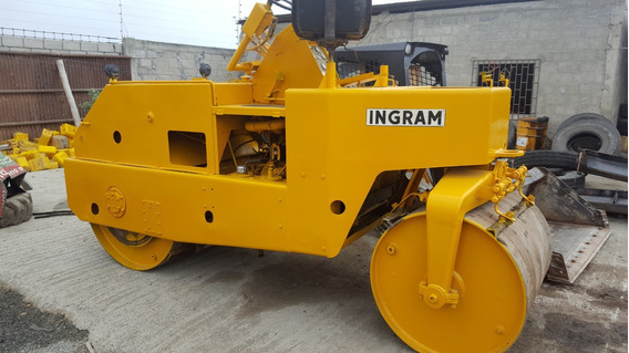 Vendo Rodillo Ingram, Excavadora, Tractor, Minicargador