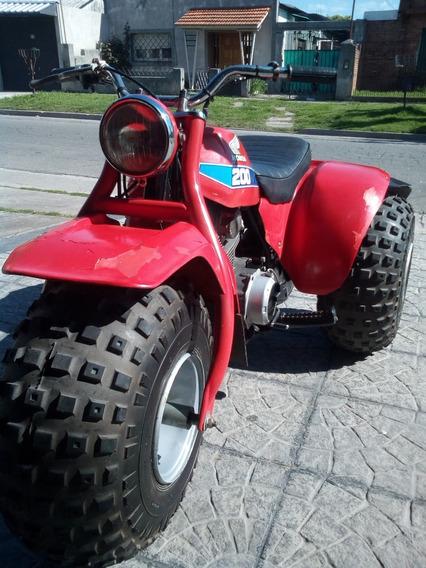 Triciclo Honda Atc 200 S