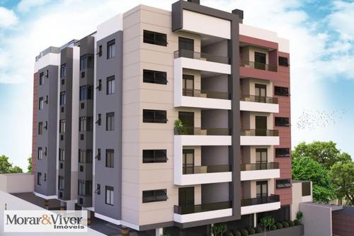 Imagem 1 de 15 de Apartamento Para Venda Em São José Dos Pinhais, Silveira Da Motta, 3 Dormitórios, 1 Suíte, 2 Banheiros, 2 Vagas - Sjp4990_1-1310379