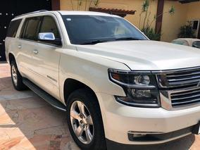 Blindada 2015 Chevrolet Suburban Paquete D 4x4 N 4 Blindados