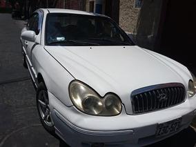 Hyundai Sonata 2002 Glp