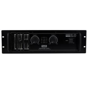 Amplificador De Potência Mark Audio Mk2.0 2000w - Mk 2.0