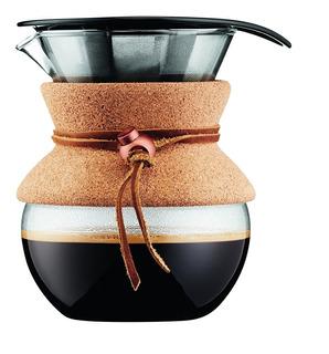 Cafetera Para Café Expreso Con Filtro Permanente De 17