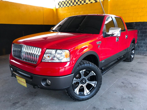 Ford F-150 2007, Dc, 4x4 ,aut, Full Equipo, Solo 19.900 Klm